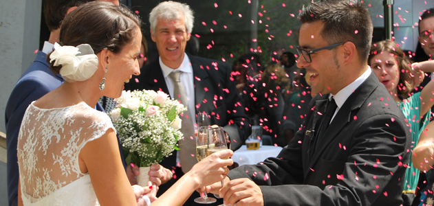 Esferic Barcelona is the ideal place to celebrate your big day